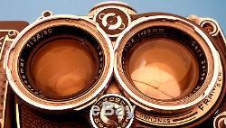 Rollei Rolleiflex 2,8E mit Zeiss Planar 2,8/80mm! Nr 1658985