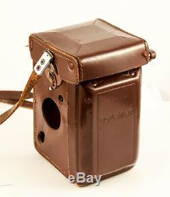 Rollei Rolleiflex 3.5 F White face mod 5 type 4 1971-1976 Xenotar 3.5 75 mm