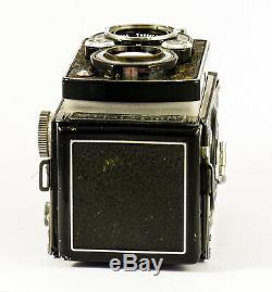 Rollei Rolleiflex automat 2 avec Carl Zeiss Tessar 3.5 75 mm numéro 613423