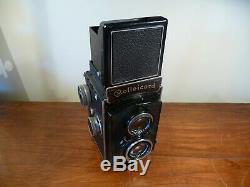 Rolleicord II moyen format 6x6
