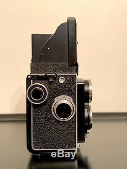 Rolleicord V model 1 / Obj Schneider Xenar 3,5 / 75 mm / Très bonne état
