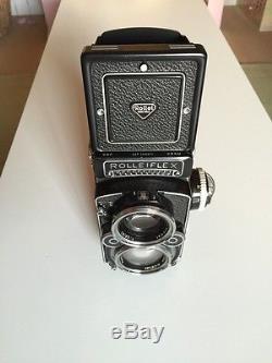 Rolleiflex 2.8F Vintage Camera