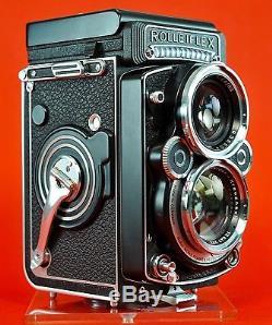 Rolleiflex 2,8 F Xenotar White Face letzte Version
