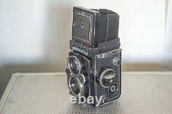 Rolleiflex 3.5F model 3 Planar 75mm F3.5