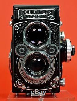 Rolleiflex 3,5 F Zeiss Planar