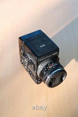 Rolleiflex 6006 6x6 + lens