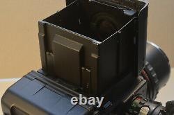 Rolleiflex 6008 Professionnal + Distagon 50mm PQ + Accessoires Très bon état
