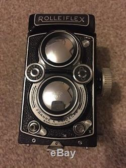 Rolleiflex 6x6 Film Camera