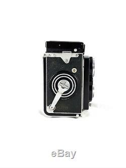 Rolleiflex Automat Model 3 Tessar