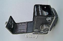Rolleiflex Automat Twin Lens Camera With Lens Caps