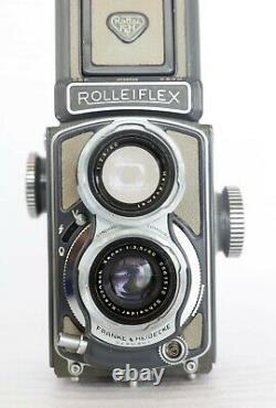 Rolleiflex Rollei Baby 4x4 grey N°2039028 Xenar 3.5 60 mm
