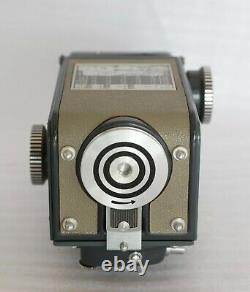 Rolleiflex Rollei Baby 4x4 grey Xenar 3.5 60 N°2015891