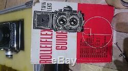 Rolleiflex T Black