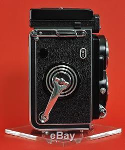 Rolleiflex T Zeiss Tessar 3. Modell Rollei 6x6 Kamera
