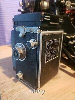 Rolleiflex type A 2.8, Tessar, good condition