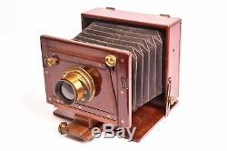 Rouchs Patent Camera appareil photographique