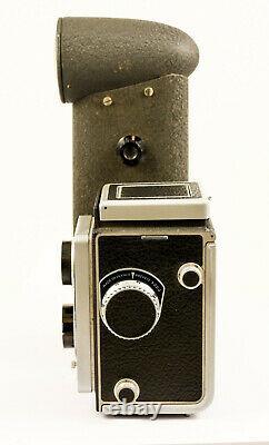 SEM Semflash 1958-1959 120 film dans sa valise d'origine objectif Berthiot 75