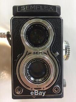 SEM Semflex Otomatic 35B, Berthiot f3,5/75, Near Mint