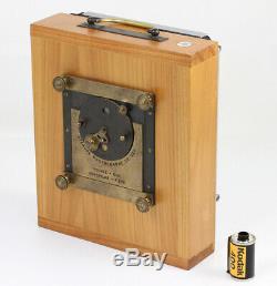 STENOPE 13 x 18 cm en bois Perlin Pinpin Vers 1980