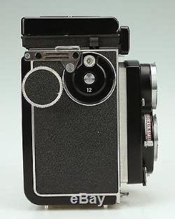 SUPERB NEAR MINT ROLLEICORD VB TYPE 1 + LOTS OF EXTRAS