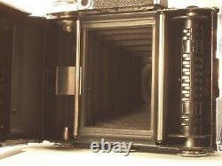 SUPER IKONTA 531 4,5 x 6 cm Objectif xenar 3,5/7.5 cm