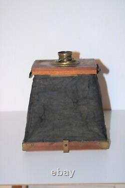 Scenographe deyrolle appareil photo rare