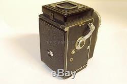 Semflex Studio Standard 6x6 TLR with lever advance & Som Berthiot 150mm lens