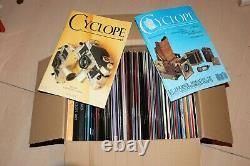 Série COMPLETTE revue CYCLOPE foca leica semflex rolleiflex+nombreux appareils