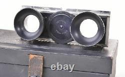 Stereo camera / viewer Rietzschel-Kosmo-Clack 45x107mm