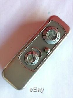 Subminiature camera Minox Riga N°3079 aucun choc ni rayure