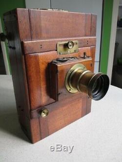 Superbe chambre photographique Photo-Hall 18x24 complète et fonctionnelle