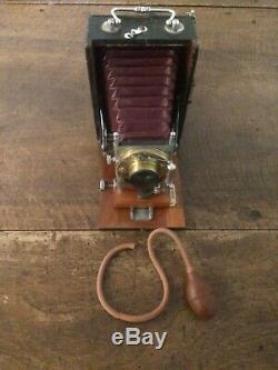 THE NEWEST appareil photo ancien à soufflet + nombreux accessoires