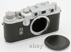 TOWER Nicca Camera Co Ltd Japon vers 1957 Copie du Leica III Porte le N°51991