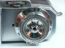 Très Beau Zeiss Contax IIIa'colored dial' avec Sonnar Opton 50mmF2