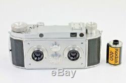 VERASCOPE F40 JULES RICHARD format 135 mm Paris France Vers 1938
