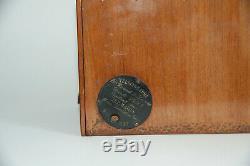 Velocigraphe Hermagis 1892 Rare