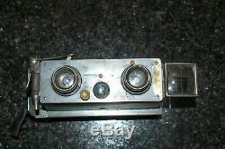 Verascope Appareil Stereoscopique Jules Richard 1900 Avec Etuit