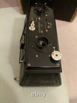 Verascope Stereoscope Appareil Photo A Plaque