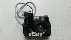 Very Rare STASI Robot Star 25 Spy camera for covert photography Cold War -1969