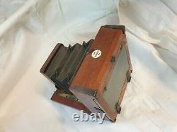 Very rare 1/4 plate Field chamber The Clydesdale Set Spratt Brothers