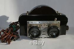 Visionneuse stereo f40 jules richard