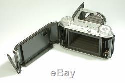 Voigtländer BESSA II 6x9 Balgenkamera mit COLOR HELIAR 13.5 / 105