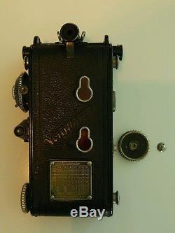 Voigtländer Prominent 6x9 mit Heliar 10,5cm