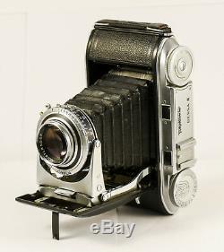 Voigtländer Bessa II 1950-1951 6X9 color Skopar 3.5 105 mm télémètre