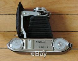 Voigtlander Bessa II + Color-Heliar 105-3.5