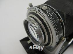 Voigtländer Bessa II RF Appareil-Photo Pliable Couleur Skopar 105 mm f3,5