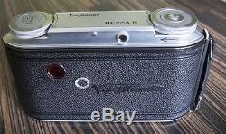 Voigtlander bessa II color-skopar 105mm