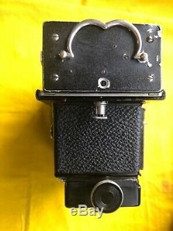 Voigtländer stereflektoskop 6x13 Heliar lenses. Compur excellent condition