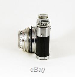 Voss-Diax Diax Ia avec Werke Westar 50mm 3.5