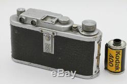 WICA Gerstendörfer Vienne Autriche Vers 1948 Premier modèle Schneider Kreuznach
